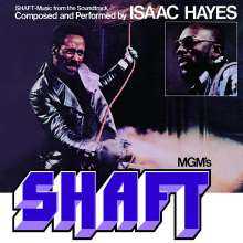 Isaac Hayes: Filmmusik: Shaft (Special Edition), CD