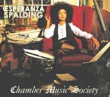 Esperanza Spalding (geb. 1984): Chamber Music Society, CD