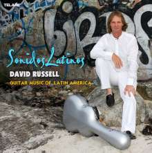 David Russell - Sonidos Latinos, CD