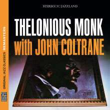 Thelonious Monk (1917-1982): With John Coltrane, CD