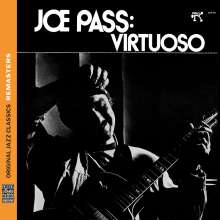 Joe Pass (1929-1994): Virtuoso, CD