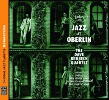 Dave Brubeck (1920-2012): Jazz At Oberlin, CD