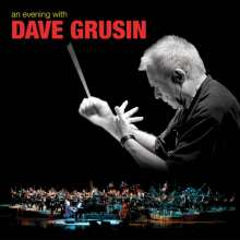 Dave Grusin (geb. 1934): An Evening With Dave Grusin, CD