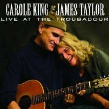 James Taylor & Carole King: Live At The Troubadour (CD + DVD) (Special Edition), CD