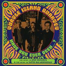 Turtle Island Quartet: Have You Ever Been...?, CD