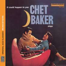 Chet Baker (1929-1988): Sings It Could Happen To you (Remastered), CD