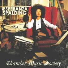 Esperanza Spalding (geb. 1984): Chamber Music Society (180g) (Limited Edition), 2 LPs
