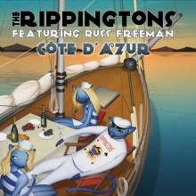 The Rippingtons: Cote D'Azur, CD