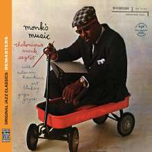 Thelonious Monk (1917-1982): Monk's Music (Remasters), CD