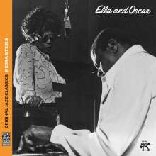 Ella Fitzgerald & Oscar Peterson: Ella And Oscar (Original Jazz Classic Remasters), CD