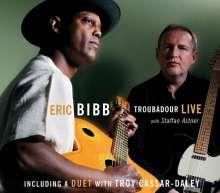 Eric Bibb: Troubadour Live, CD