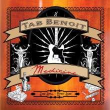 Tab Benoit: Medicine, CD