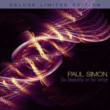 Paul Simon (geb. 1941): So Beautiful Or So What (Limited Deluxe Edition) (CD + DVD), CD
