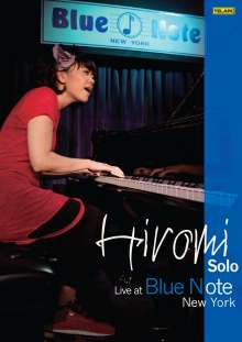 Hiromi (geb. 1979): Solo - Live At Blue Note New York, DVD