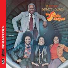 The Staple Singers: Be Altitude: Respect Yourself (Stax Remasters), CD