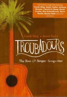 James Taylor & Carole King: Troubadours, DVD