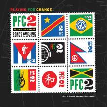 Playing For Change 2: Songs Around The World, 2 CDs