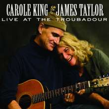 James Taylor & Carole King: Live At The Troubadour, CD