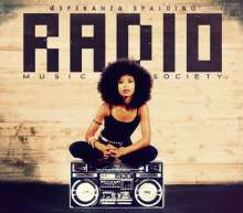 Esperanza Spalding (geb. 1984): Radio Music Society, CD
