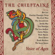 The Chieftains: Voice Of Ages, CD