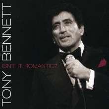 Tony Bennett (geb. 1926): Isn't It Romantic, CD
