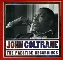 John Coltrane (1926-1967): The Prestige Recordings, 16 CDs