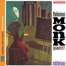 Thelonious Monk (1917-1982): Misterioso, CD