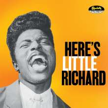 Little Richard: Here's Little Richard (Remastered & Expanded), CD
