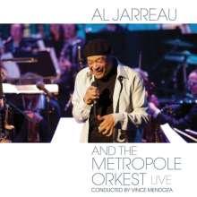 Al Jarreau (1940-2017): Al Jarreau And The Metropole Orkest (Live), CD