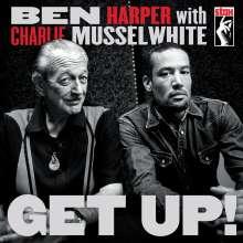 Ben Harper & Charlie Musselwhite: Get Up!, CD