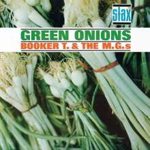 Booker T. & The MGs: Green Onions (Stax Remasters), CD