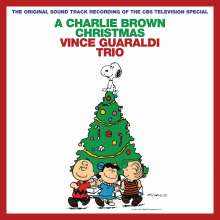 Vince Guaraldi (1928-1976): A Charlie Brown Christmas (2012 Remaster Expanded Edition), CD