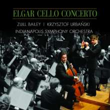 Edward Elgar (1857-1934): Cellokonzert op.85, CD