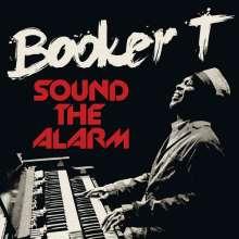 Booker T.: Sound The Alarm, CD