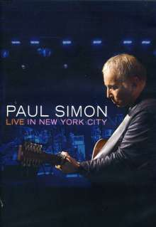 Paul Simon (geb. 1941): Live In New York City 2011, DVD