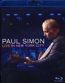 Paul Simon (geb. 1941): Live In New York City 2011, Blu-ray Disc