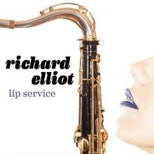 Richard Elliot: Lip Service, CD