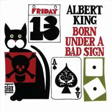 Albert King: Born Under A Bad Sign (Stax Remasteres), CD