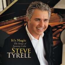 Steve Tyrell: It's Magic: The Songs Of Sammy Cahn, CD