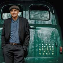 James Taylor: Before This World, CD
