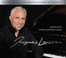 Jacques Loussier (1934-2019): Beyond Bach, Other Composers I Adore, 2 CDs
