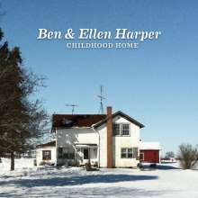 Ben & Ellen Harper: Childhood Home, LP