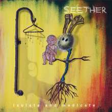 Seether: Isolate And Medicate (Deluxe Edition) (Explicit), CD