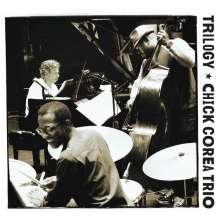 Chick Corea (geb. 1941): Trilogy: Live, 3 CDs