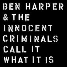 Ben Harper: Call It What It Is, CD