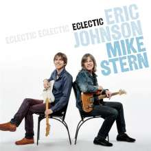 Eric Johnson & Mike Stern: Eclectic, CD
