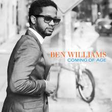 Ben Williams: Coming Of Age, CD
