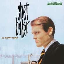 Chet Baker (1929-1988): Chet Baker In New York (180g) (Limited Edition), LP
