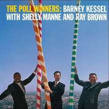 Shelley Manne, Barney Kessel & Ray Brown: The Poll Winners (180g), LP