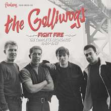 The Golliwogs: Fight Fire: The Complete Recordings 1964-1967, CD